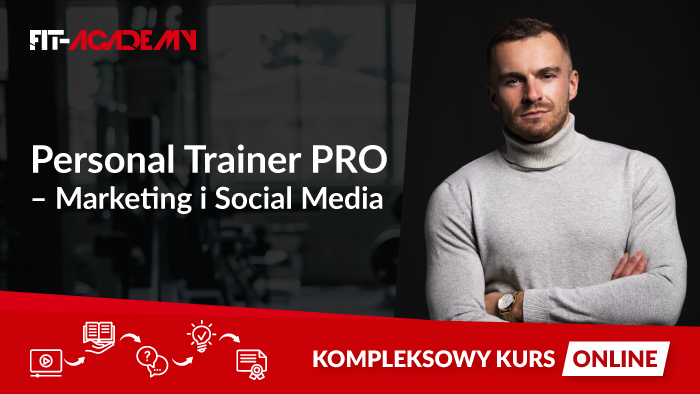 Personal Trainer PRO - Marketing i Social Media